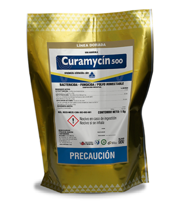 CURAMYCÍN 500